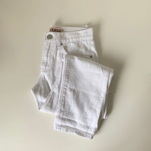URBAN OUTFITTERS   Reverse Ripped Jeans